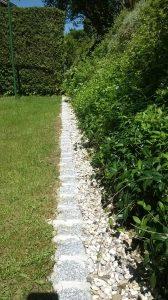 Rasenkante